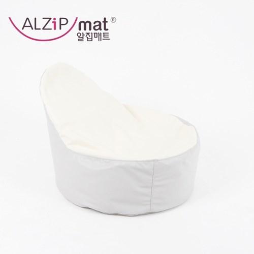 【ALZiPmat】韓國 EGG BEAN BAG 泡芙椅 - 芝麻泡芙