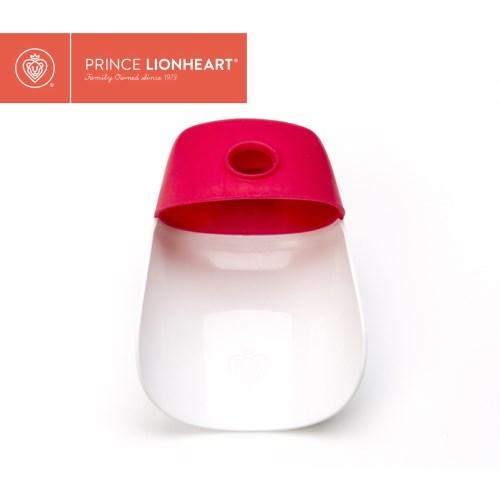 美國 Prince Lionheart 美獅寶 兒童洗手引水器 水龍頭延伸器 炫亮紅