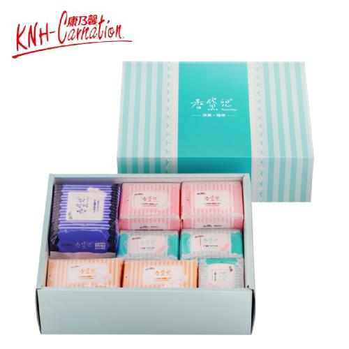 【康乃馨】香黛兒 浪漫隨想禮盒