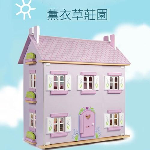 【英國LE TOY VAN】田野莊園娃娃屋玩具(多款可選) 英國熱銷手工玩具