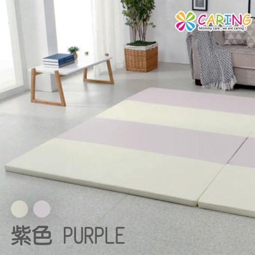 限量↘韓國原廠MIRABELL摺疊地墊 (四折摺疊地墊 粉藍紫灰色)