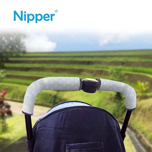 【Nipper】推車手把保護套-飛機款(L)