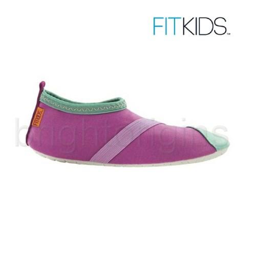 fitkicks 舒適鞋 (兒童款) 紫色