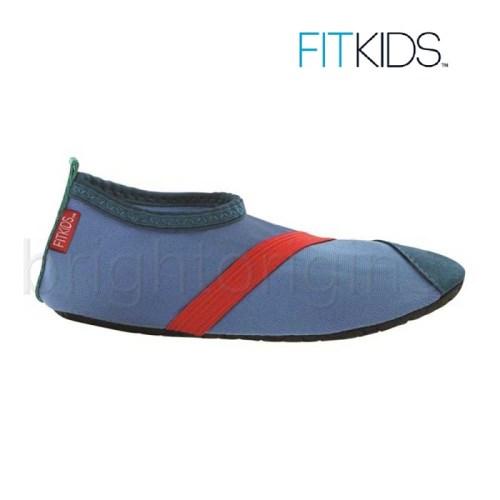 fitkicks 舒適鞋 (兒童款) 藍色