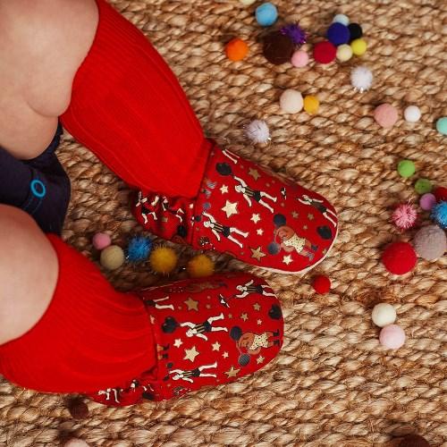 英國 POCONIDO 手工嬰兒鞋 (大力士)【2019新款】