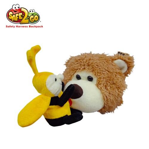 SAFE2GO 可愛動物造型動物防走失帶(多款可選)
