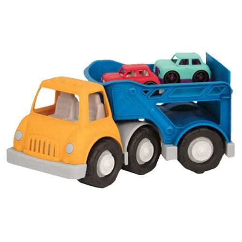【美國B.Toys】:Wonder Wheels系列-高乘載運輸拖車