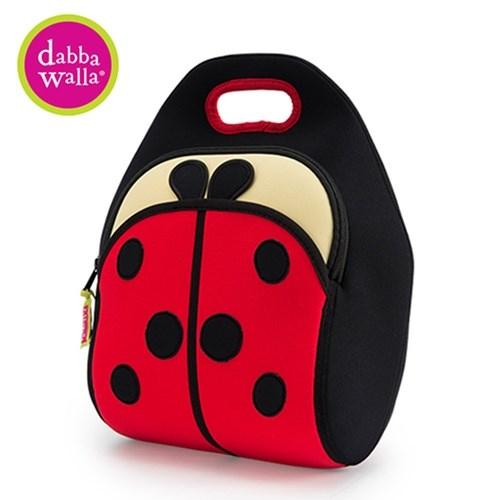 【Dabbawalla】美國瓦拉包 瓢蟲手提包