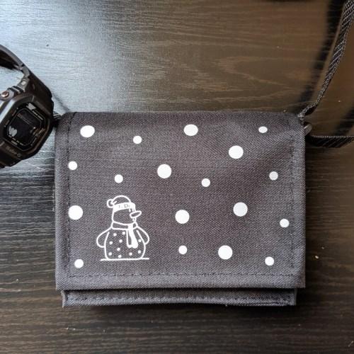 TiDi 小雪人迷你手提側背書包
