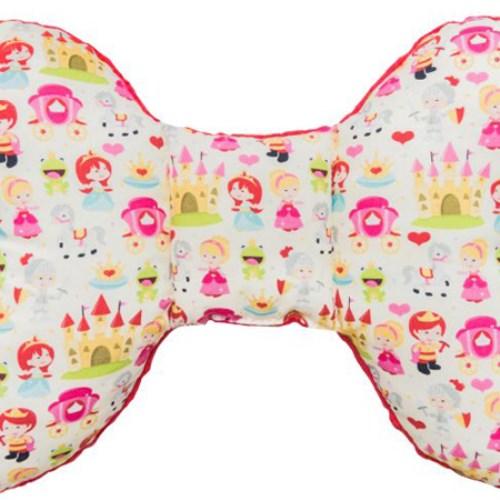 波蘭Cuddly Zoo 童話世界 可愛立體莉莉蝴蝶枕