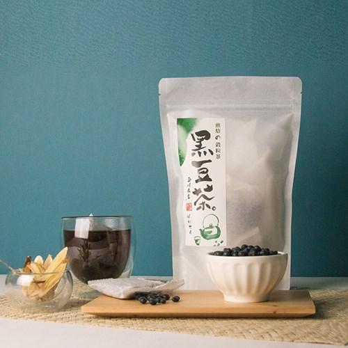 【西川米店】原味煎焙 黑豆穀粒茶(20g*20包*6袋)