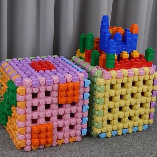 Uniplay巧拼積木12片+360軟積木組合包