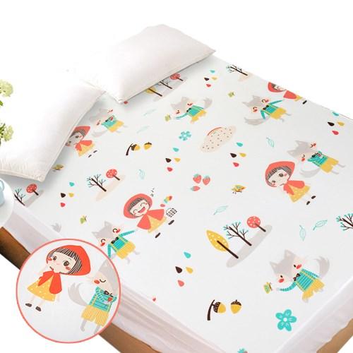 雙人床防水床單 150*200 隔尿墊 床笠 產褥墊 看護墊 保潔墊 生理墊