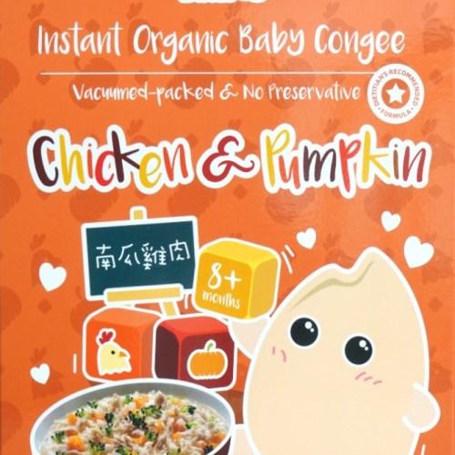 寶寶百味 即食有機米米粥(Instant Organic Baby Congee) 150g x 2