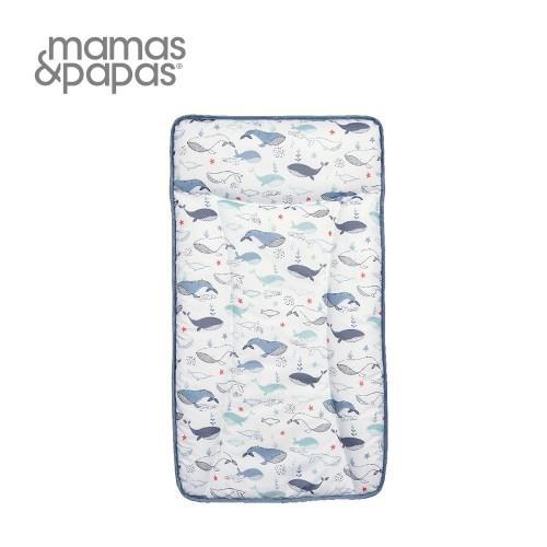 【MamasPapas】芬多鯨(尿布墊)