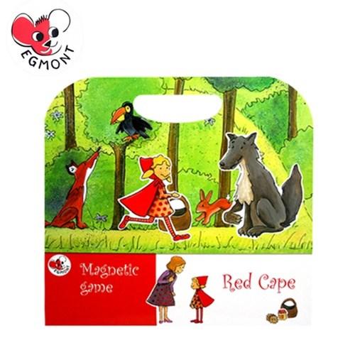 比利時 Egmont Toys 艾格蒙繪本風遊戲磁貼書 – 多款選擇