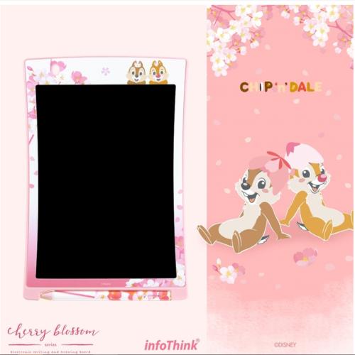 ★兒童節禮物首選★ 迪士尼櫻花季2020限量電紙繪板◆奇奇蒂蒂款