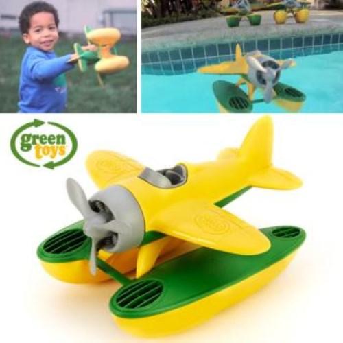 【Green Toys】戲水上飛機