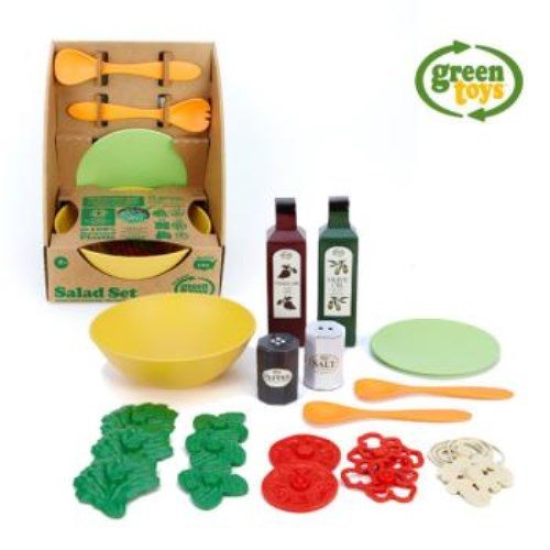 【Green Toys】莎菈沙拉