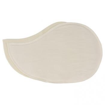 ImseVimse-羊毛絲綢哺乳護墊(水滴形2片組/15cm)