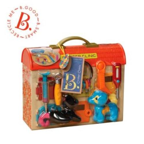 【B.Toys】可麗特寵物診所