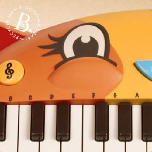 【B.Toys】大嘴貓鋼琴
