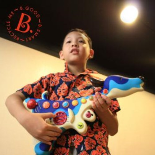 【B.Toys】獵犬小吉他(含背帶)